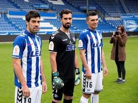 Pacheco a fait un grand match face à l'Espanyol. EFE