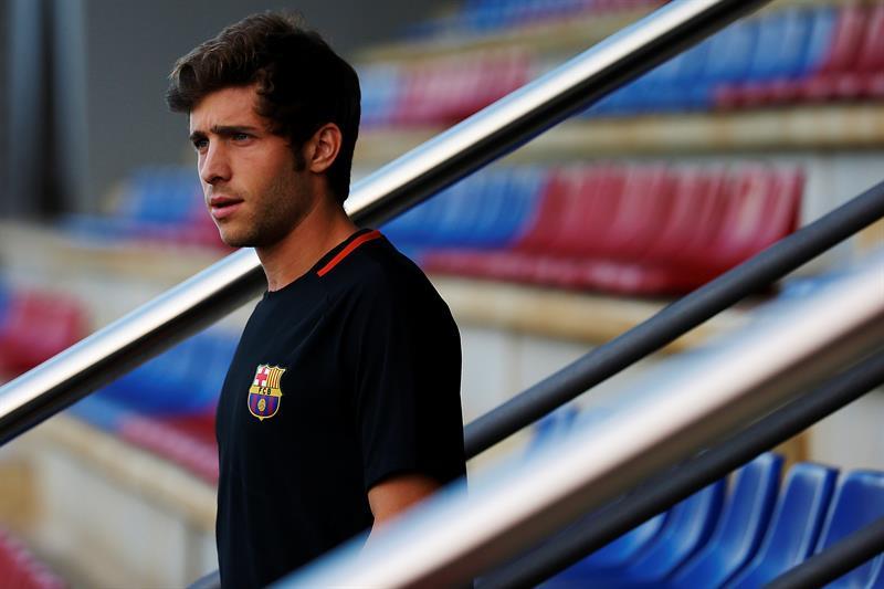 Sergi Roberto renueva con el FC Barcelona