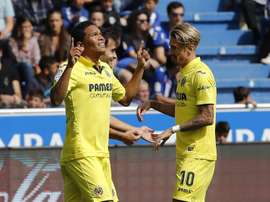 Bacca anotó el gol del empate. EFE/Archivo