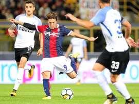 Verdi es uno de los atacantes en la agenda del Inter. EFE/Archivo