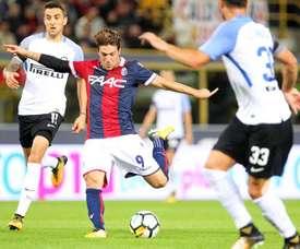 Simone Verdi podría terminar en el Inter. EFE