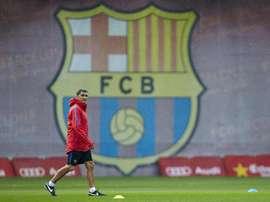 Valverde pourrait donner leur chance à d'autres joueurs issus du centre de formation. EFE