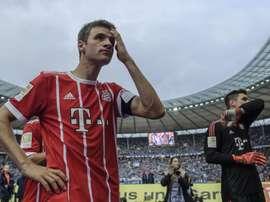 Bayern Munique continua líder da Bundesliga. EFE