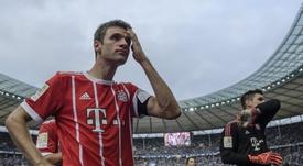 Bayern surrender two-goal lead as post-Ancelotti era begins. EFE/EPA