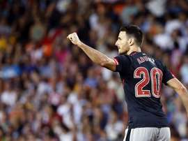 Aduriz has been added to the Spain squad. EFE