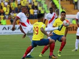 André Carrillo voudrait retourner au Benfica. EFE