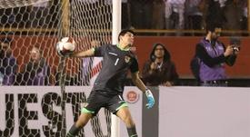 Lampe habló sobre la lesión de Fernando Gago. EFE/Archivo