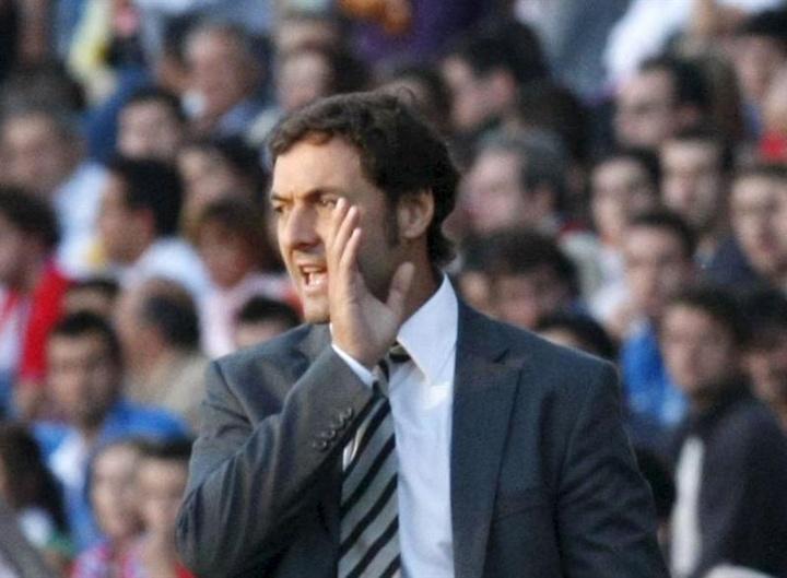 Santi Denia cuenta con Alberto Moleiro para la Sub 19. EFE