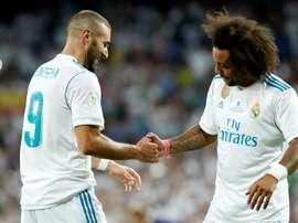 Le Real Madrid va demandé un changement de date pour la rencontre de Coupe du Roi. EFE