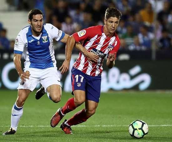Vietto assinará por cinco anos com o Sporting. EFE