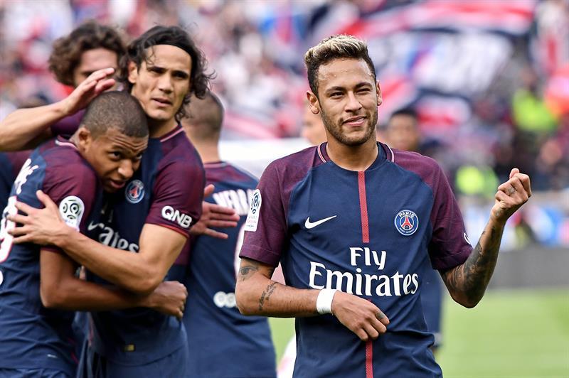 Neymar surpris par ses débuts au PSG