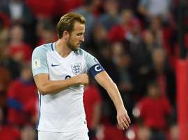 Kane will not feature for England against Brazil and Germany. EFE