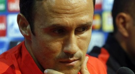 Carvalho es el ayudante de André Villas-Boas. EFE/Archivo