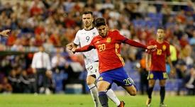 Casi 5 millones de espectadores vieron el partido de España. EFE