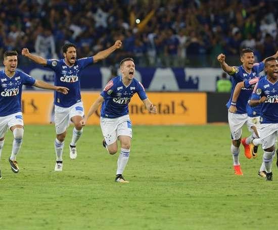 El conjunto brasileño planea incorporar un nuevo jugador. EFE/Archivo