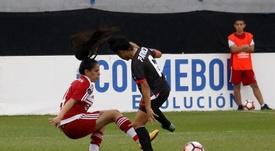 River, Colo Colo, Corinthians y Cerro Porteño, en semifinales. EFE