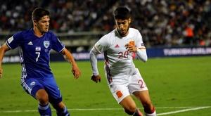 L'Espagne révalide son ticket pour le Mondial après la victoire contre l'Israël. EFE