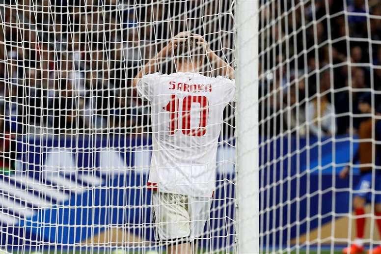 La Liga Bielorrusa sigue adelante. EFE