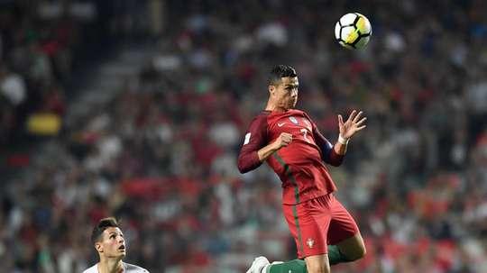 Ronaldo est au top cette année ! EFE