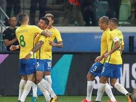 Brasil jugará un amistoso contra Austria el día 10 de junio. EFE