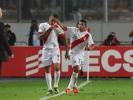 El repechaje ha resultado un imprevisto para Perú. EFE/Archivo