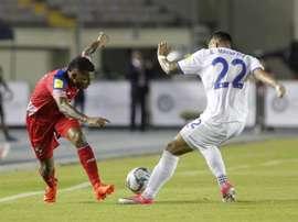 Panamá venció, no sin polémica, a Costa Rica, y alcanzó el Mundial. EFE