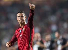 Ronaldo grew in influence as the game went on. EFE