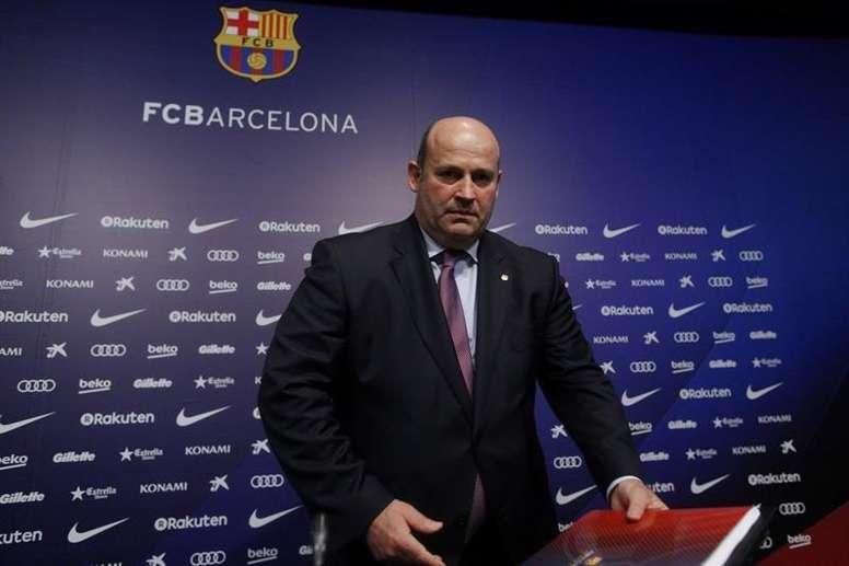 El Barça tendrá un detalle con sus empleados más damnificados. EFE
