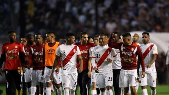 Peru might not be allowed to play their play-off against New Zealand. EFE