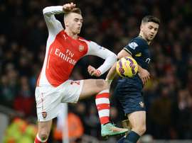 Chambers looks set for a move across London. EFE