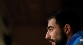 Albiol espera estar con España en la Euro 2020. EFE