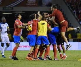 El internacional costarricense no le resta importancia al amistoso frente a España. EFE