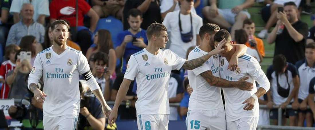 Real Madrid atento ao Mundial sub-17. EFE
