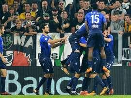 La Lazio tiene un objetivo en la Serie B. EFE
