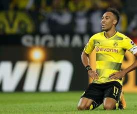 Dortmund somou o segundo empate na competição doméstica. EFE
