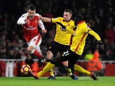 El Arsenal volvió a pinchar en la Premier. EFE