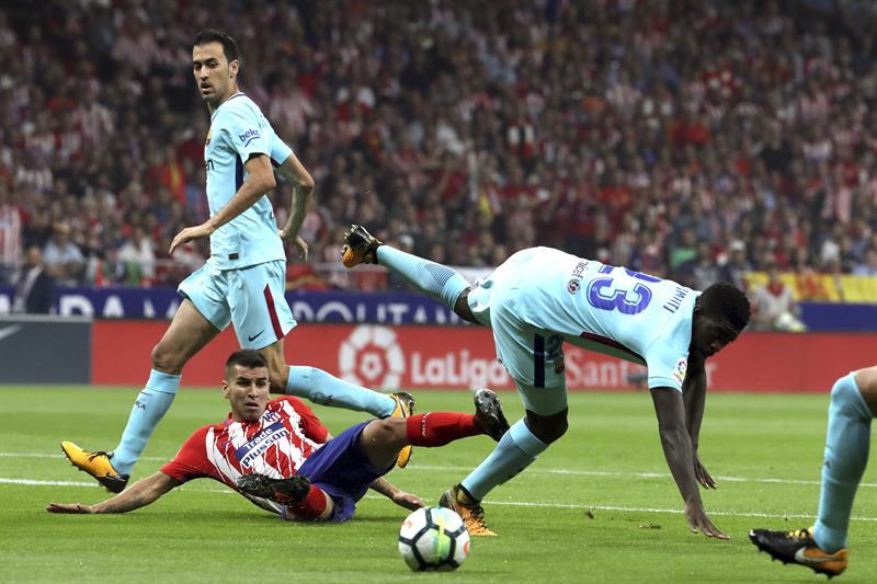 Estreno con trampa en el Camp Nou — Barcelona