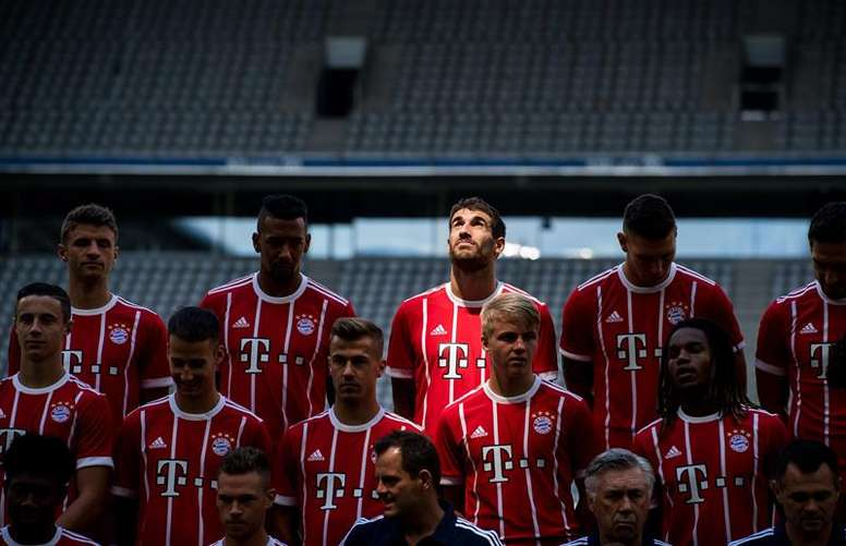 El Bayern tiene planes para Javi Martínez. EFE/Archivo