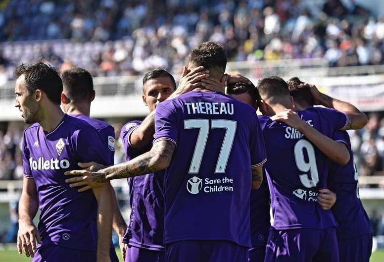 La Fiorentina se ha fijado en Cataldi y Benavente. EFE/Archivo