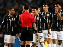 Corinthians acaricia el Brasileirao. EFE