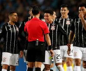 Corinthians cayó 2-0 a domicilio. EFE/Archivo