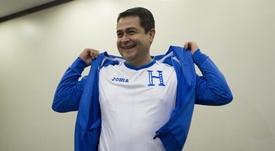 El presidente de Honduras condenó el ataque a Motagua. EFE/Archivo