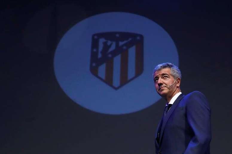 Gil Marín se mostró muy molesto con el club catalán. EFE