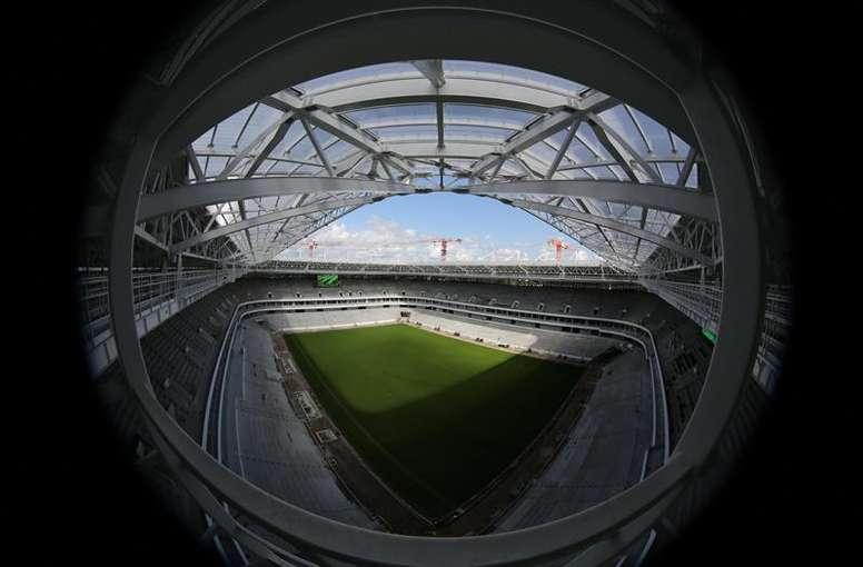 Kaliningrado albergará el partido de España contra Marruecos. EFE/Archivo