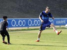 Katai espera que el Alavés pueda ser el de Valencia. EFE