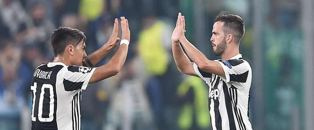 La Juventus quiere fortalecer el equipo con varios talentos. EFE/Archivo