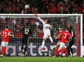 Mourinho deu indicações claras aos seus jogadores. EFE