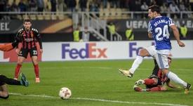 El entrenador del Vardar cree que su equipo mejoró con respecto a la ida. EFE