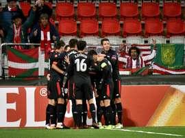 El Athletic será cabeza de serie en el sorteo. EFE/Archivo