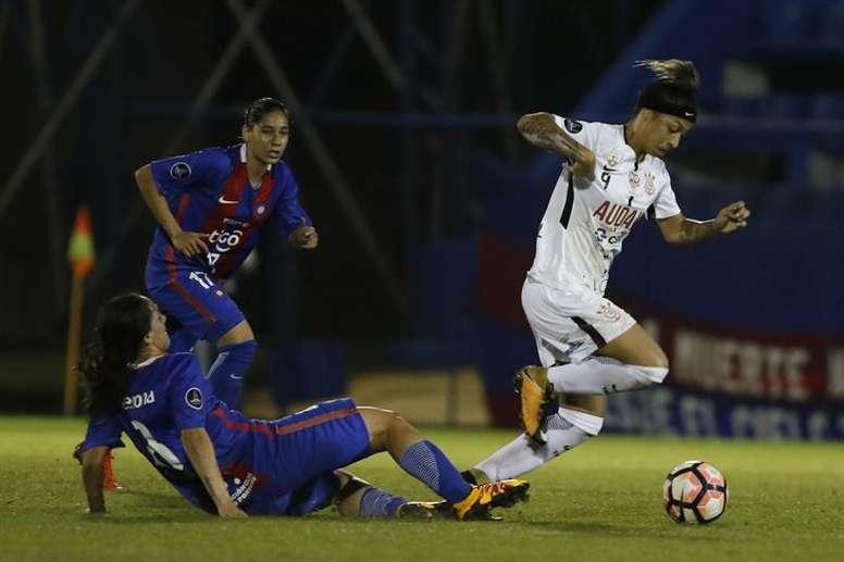 Victoria de Cerro Porteño en penaltis. EFE
